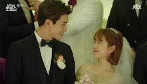 wedding dress korean 720p strong woman do bong soon episode 16 dramabeans korean