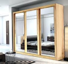 Closet With Mirror Doors Sliding Closet Mirror Doors Great Mirrored Closet Doors