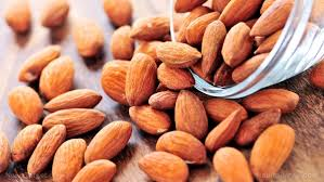 eating almonds found to accelerate the body u0027s mechanism for