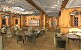 1st class lounge completed news amnesia titanic u0027s descent mod