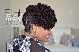 flat twist updo hairstyles pictures 103 simple flat twist updo on natural hair youtube