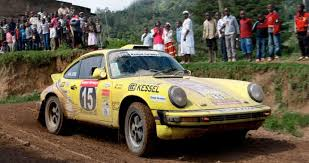 rally porsche 911 porsche 911 package for safari rally