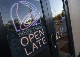 these new taco bell restaurants won t drive thru deseret news