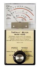 amazon com trifield 100xe emf meter home improvement