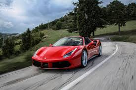 ferrari spider car picker red ferrari 488 spider