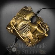 steunk masquerade mask steunk mask ebay