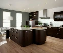 Modern Kitchen Wall Art - cool wall color best modern kitchens my home design journey