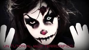 killer clown makeup halloween trailer maquillaje de halloween payaso clown make up tutorial