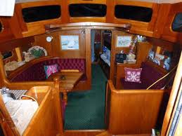 Small Boat Interior Design Ideas Some Sailboat Interiors Are Fundamentally Unsuitable For Offshore
