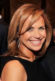 hairstyles of katie couric long bob hairstyles inspired by celebrities