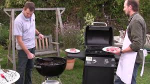 Backyard Gas Grill Reviews by Bbq Dragon Starting A Charcoal Grill Vs A Gas Grill Youtube