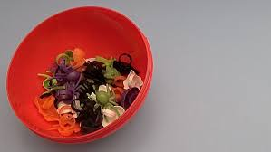 learn colours with spooky halloween rings fun learning contest