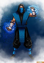 zero halloween background mk art tribute sub zero from mortal kombat