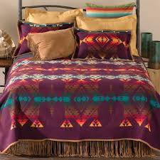 American Duvet Covers Native American Symbols Jerome Bedding Collection U2013 Black Forest