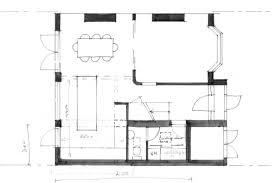 kitchen design and garage conversion in 1930 u0027s semi mosley hill