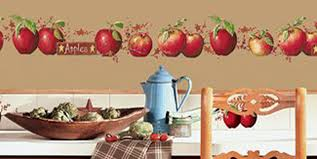 Use Apple Wall Decals to Decorate An Apple Kitchen Apple Kitchen