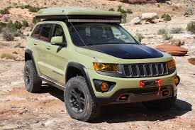jeep safari 2013 automotiveblogz jeep grand cherokee overlander moab easter jeep