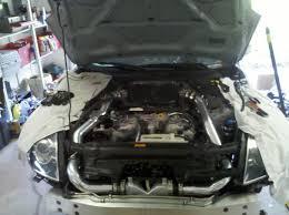 nissan 370z turbo kit gtm performance engineering 350z hr supercharger kit press release