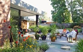 Mid Century Modern Landscaping by Mid Century Modern Garden Landscape Beautiful Mid Century Modern