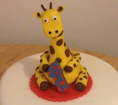 giraffe cake topper giraffe cake topper hayley s bakes