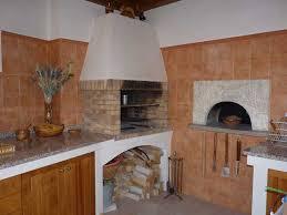 cuisine au bois le four à bois c est mft dallages four a bois cuisine d ete
