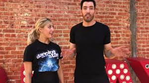 How To Be On Property Brothers Drew Scott Spray Tans For Dancing With The Stars People Com