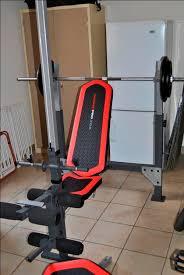 Weider Pro Bench Other Strength Training Equipment Weider Pro 265 Weight Bench