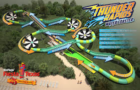 Coupons For 6 Flags New Thunder Rapids Water Coaster Coming In 2017 To Six Flags