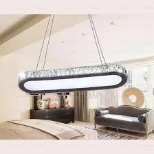 Oval Pendant Light Oval Shaped Hanging Led Pendant Lights