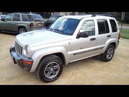 reviews on 2002 jeep liberty 2004 jeep liberty 3 7l v6 start up walk around and review