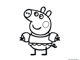 peppa pig colouring pages pdf printable coloring download free in