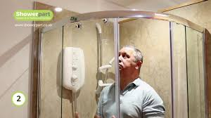 Glass Shower Door Roller Replacement by Tutorial How Do I Fit My Shower Rollers In Less Than 60 Seconds