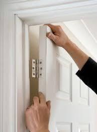 Hanging Interior Doors How To Hang An Interior Door Home Interiors