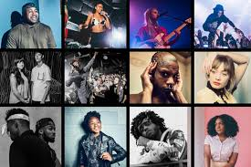 top pop artists 25 rising artists to in 2017