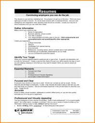 Good Resume For Job by Examples Of Resumes Resume Ba Sample Astute Business Systems