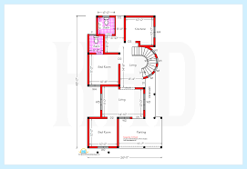 100 home design 20 x 30 single floor house plan 1000 sq ft