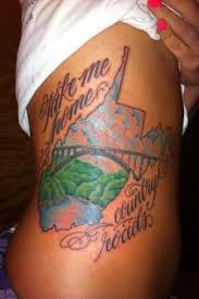 my tattoo west virginia greenbrier county love done by eddie at