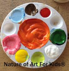 halloween rock painting kids art project ecokidsart com official