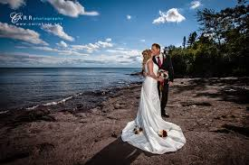 Lake Superior Cottages by Carr Photography The Blog Cynthia U0026 Patrick Wedding
