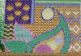 canvas work needlepoint needlenthread