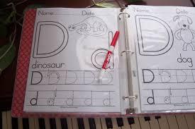 diy write and wipe preschool worksheets she chelsea or so she