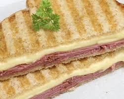 cuisine az com recettes recette panini façon raclette