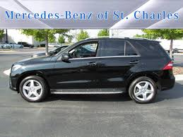pre owned mercedes m class certified pre owned 2014 mercedes m class ml 550 suv in st