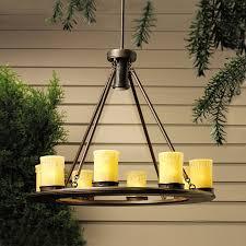 kichler zen garden 12 volt outdoor chandelier hayneedle