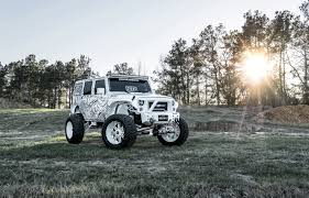 hauk hellcat jeep wrangler hauk designs project phoinx tis wheels