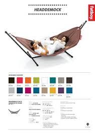 fabric hammock headdemock by fatboy