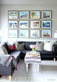 Best  Decorate Large Walls Ideas On Pinterest Decorating - Family room wall decor