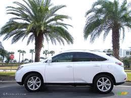 white lexus rx 350 2010 starfire white pearl lexus rx 350 24900985 gtcarlot com