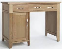 Small Oak Computer Desk Oak Desk Ebay
