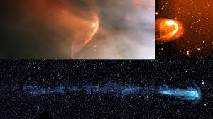 nasa missions suggest new shape of sun galaxy interaction nasa